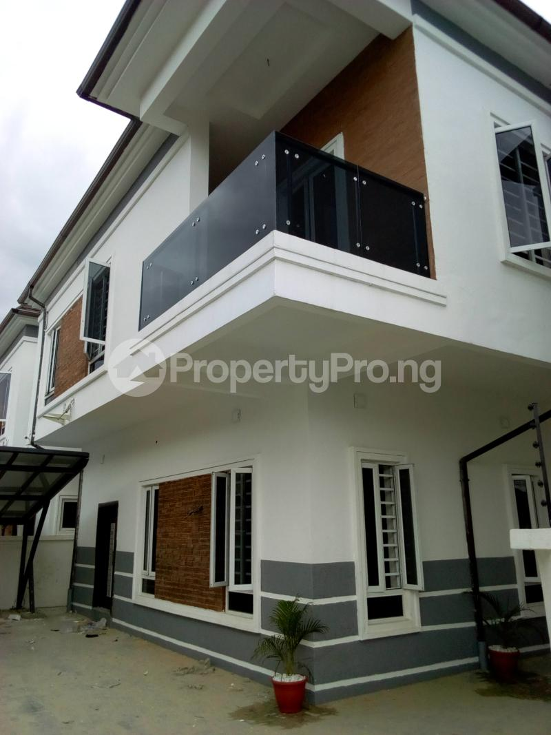 5 bedroom Detached Duplex House for sale Amadasun Street Lekki Phase 2 Lekki Lagos - 0