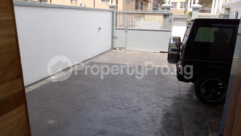 5 bedroom Detached Duplex House for sale Osapa london Lekki Lagos - 33