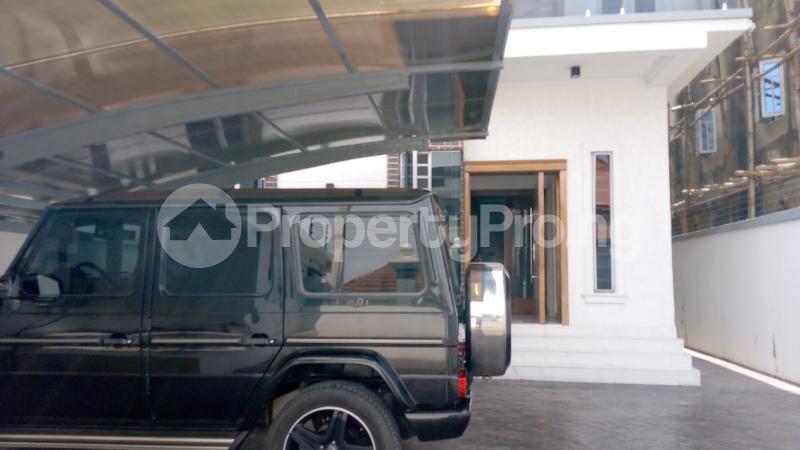 5 bedroom Detached Duplex House for sale Osapa london Lekki Lagos - 37