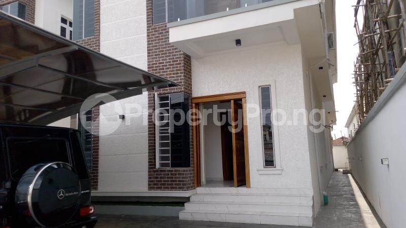 5 bedroom Detached Duplex House for sale Osapa london Lekki Lagos - 36