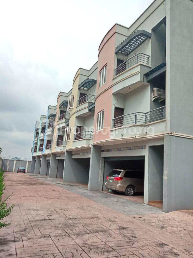 4 bedroom Terraced Duplex House for rent ramat Ogudu GRA Ogudu Lagos - 0