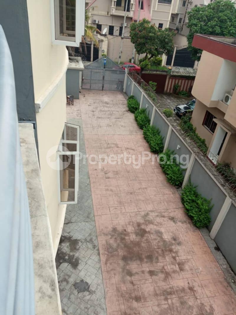 4 bedroom Terraced Duplex House for rent ramat Ogudu GRA Ogudu Lagos - 7