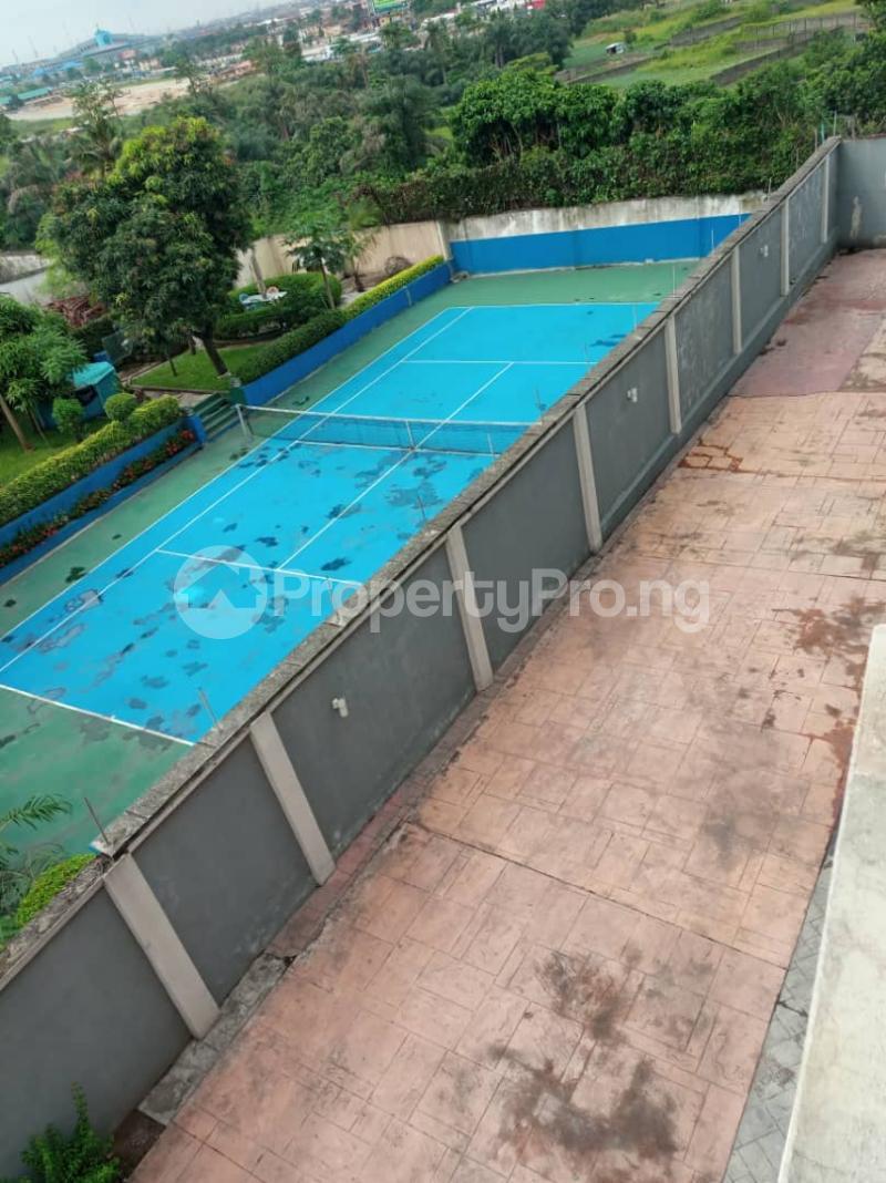 4 bedroom Terraced Duplex House for rent ramat Ogudu GRA Ogudu Lagos - 8