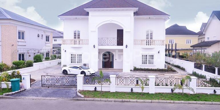 5 bedroom Detached Duplex House for sale chevron drive area chevron Lekki Lagos - 14