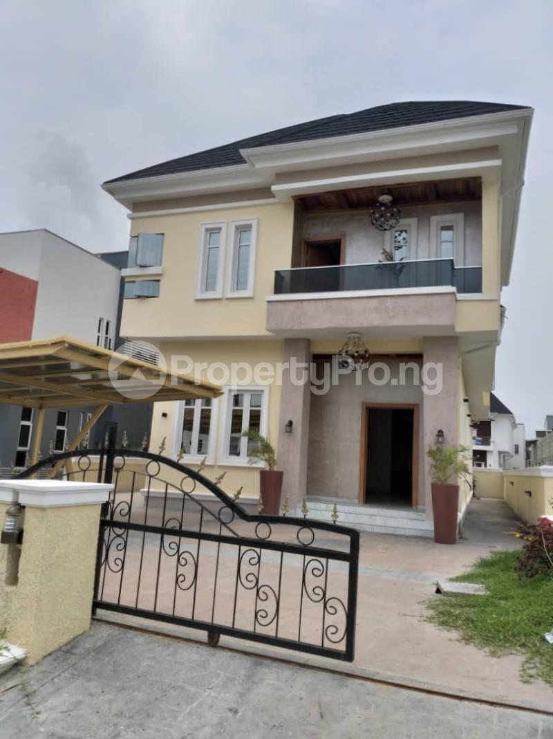 5 bedroom Detached Duplex House for sale Lekki county Lekki