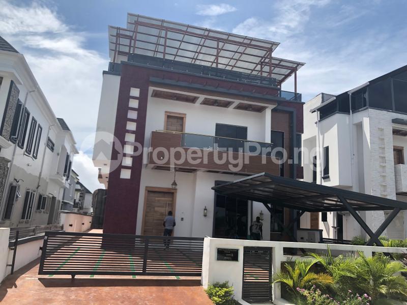 5 bedroom Detached Duplex House for sale Lekki county' home Ikota Lekki Lagos - 7