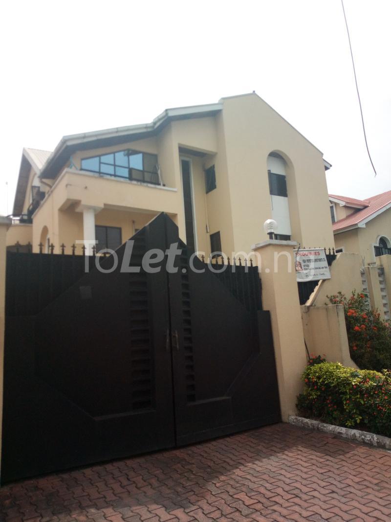 3 bedroom Flat / Apartment for sale Olusegun Aina Parkview Estate Ikoyi Lagos - 1
