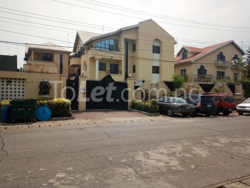 3 bedroom Flat / Apartment for sale Olusegun Aina Parkview Estate Ikoyi Lagos - 0