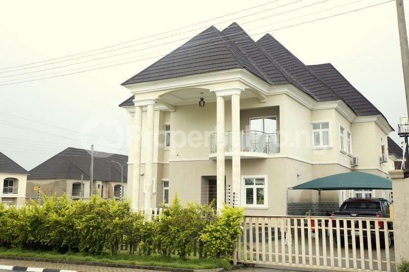 6 bedroom Detached Duplex House for sale River Park Estate Airport Road, Abuja. Lugbe Abuja - 0