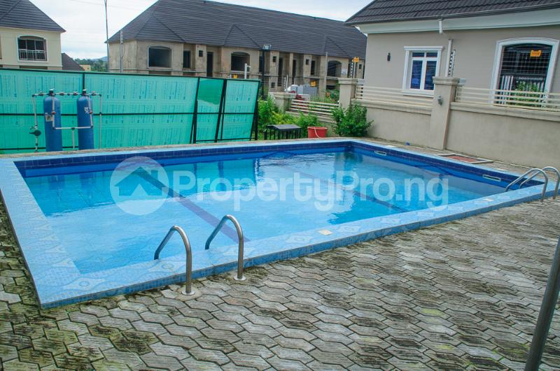 6 bedroom Detached Duplex House for sale River Park Estate Airport Road, Abuja. Lugbe Abuja - 6