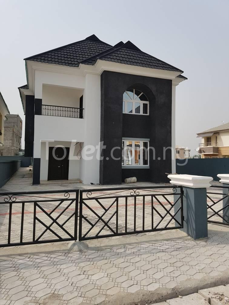 6 bedroom House for sale Lekki County Ikota, Ikoti Villa Estate. Ibeju-Lekki Lagos - 5