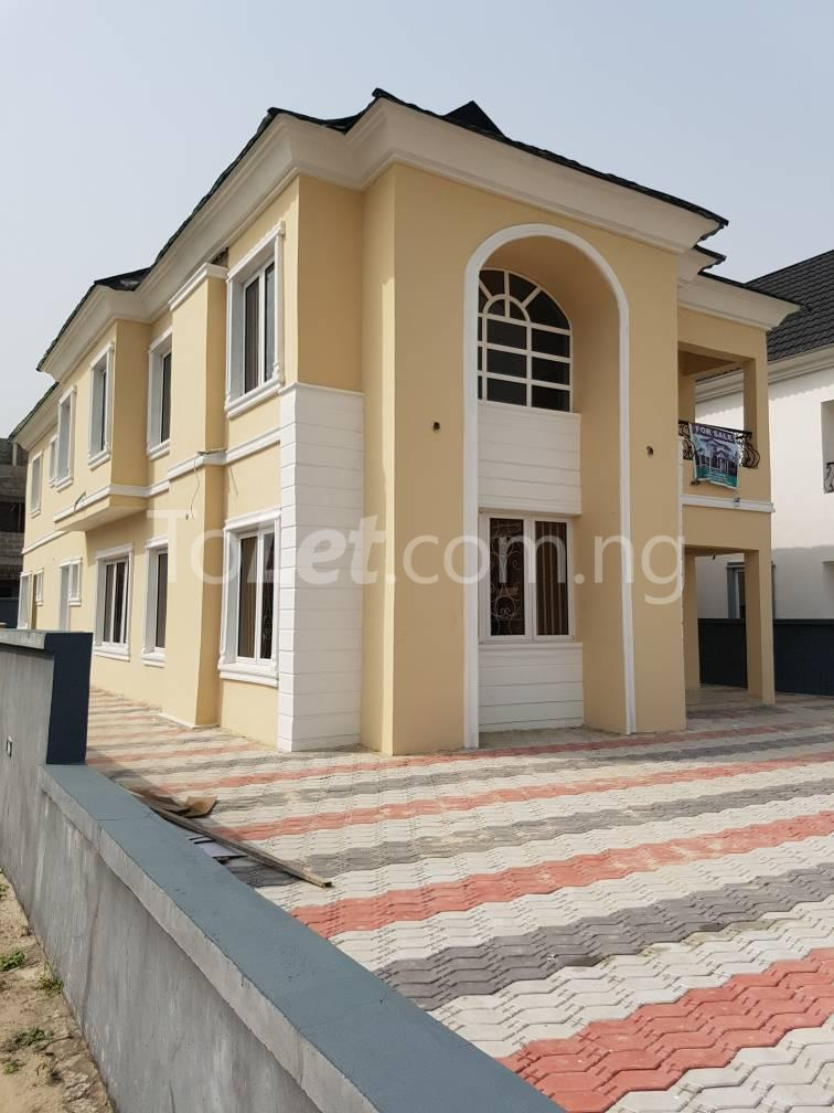 6 bedroom House for sale Lekki County Ikota, Ikoti Villa Estate. Ibeju-Lekki Lagos - 10