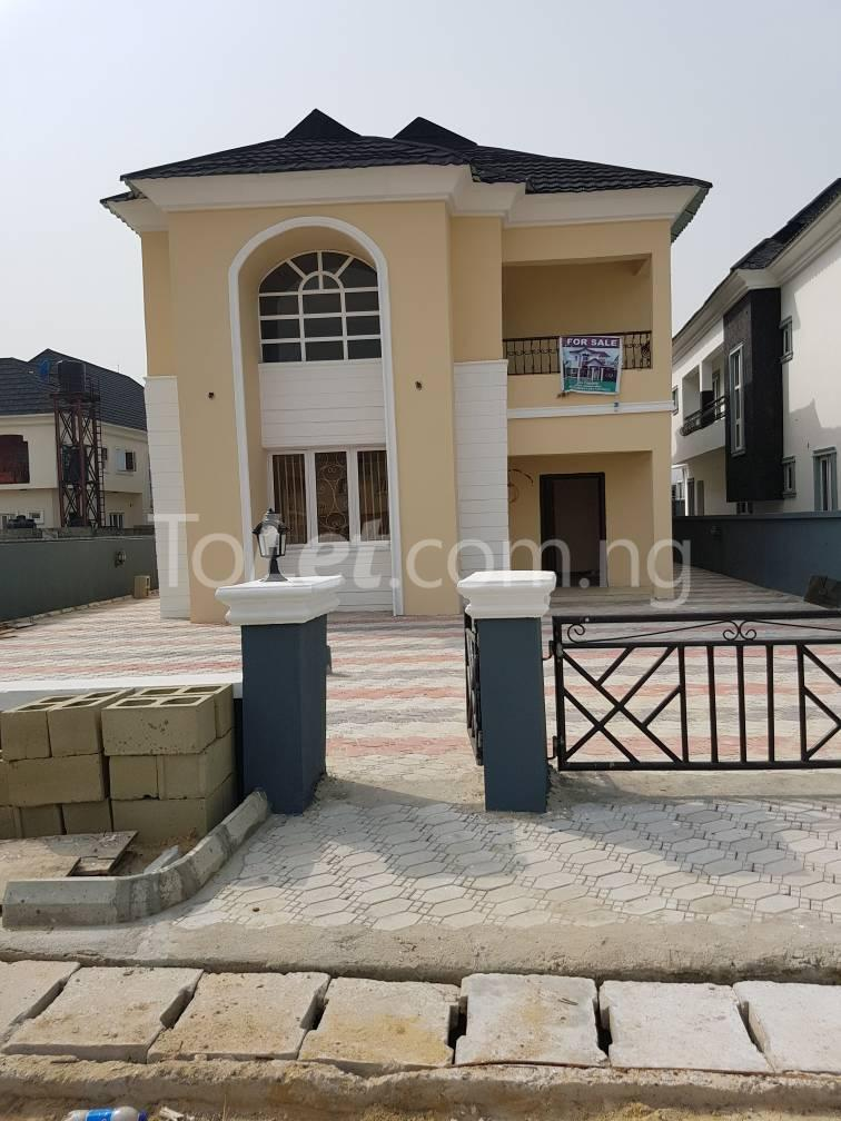 6 bedroom House for sale Lekki County Ikota, Ikoti Villa Estate. Ibeju-Lekki Lagos - 7