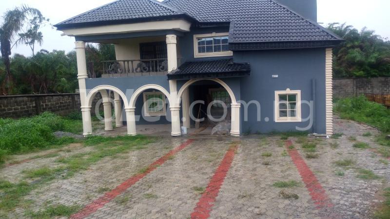 7 bedroom Detached Duplex House for rent Eleko expressway Eleko Ibeju-Lekki Lagos - 1
