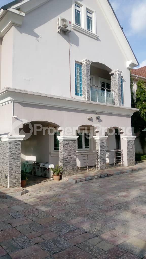 4 bedroom Semi Detached Duplex House for rent Off Aminu Sale Crescent  Katampe Ext Abuja - 27