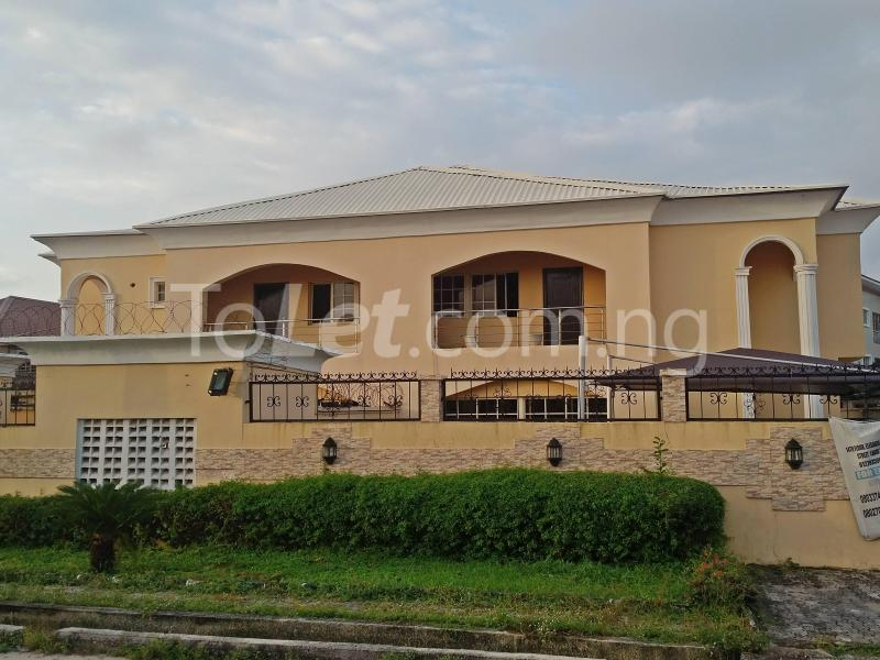 House for rent Chief Collins Street  Lekki Phase 1 Lekki Lagos - 1