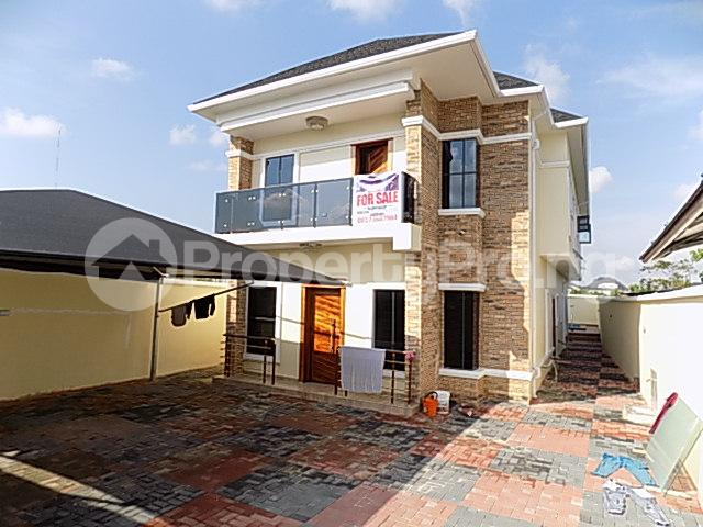4 bedroom Detached Duplex House for sale Just before VGC Lekki Lagos - 0