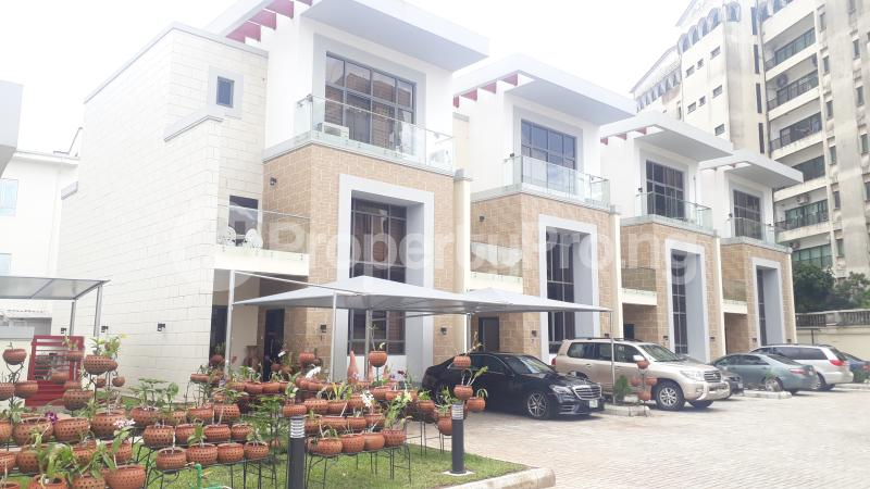 5 bedroom Terraced Duplex House for rent Osborne Foreshore Estate Ikoyi Lagos - 20