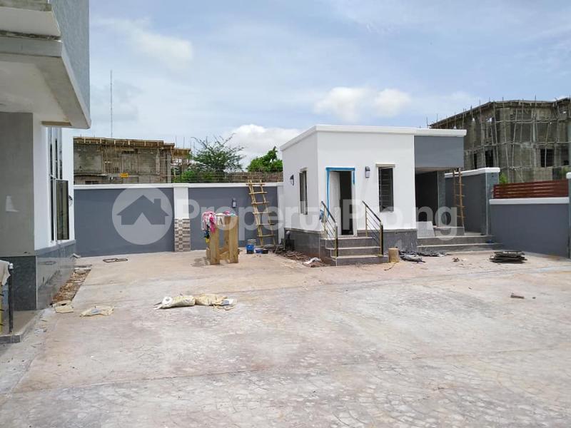 5 bedroom Detached Duplex House for sale Housing Estate Asaba Delta - 1