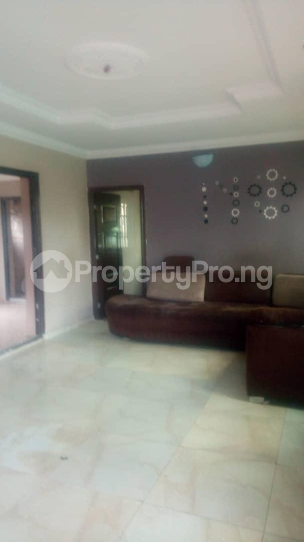 2 bedroom House for rent Ajao Estate Isolo. Lagos Mainland  Ajao Estate Isolo Lagos - 1