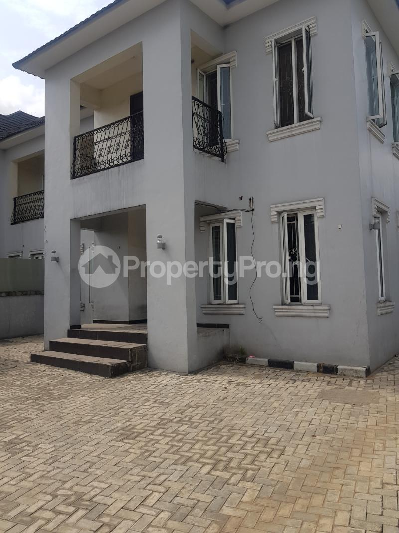 4 bedroom Semi Detached Duplex House for rent Radio estate off NTA road  Choba Port Harcourt Rivers - 0