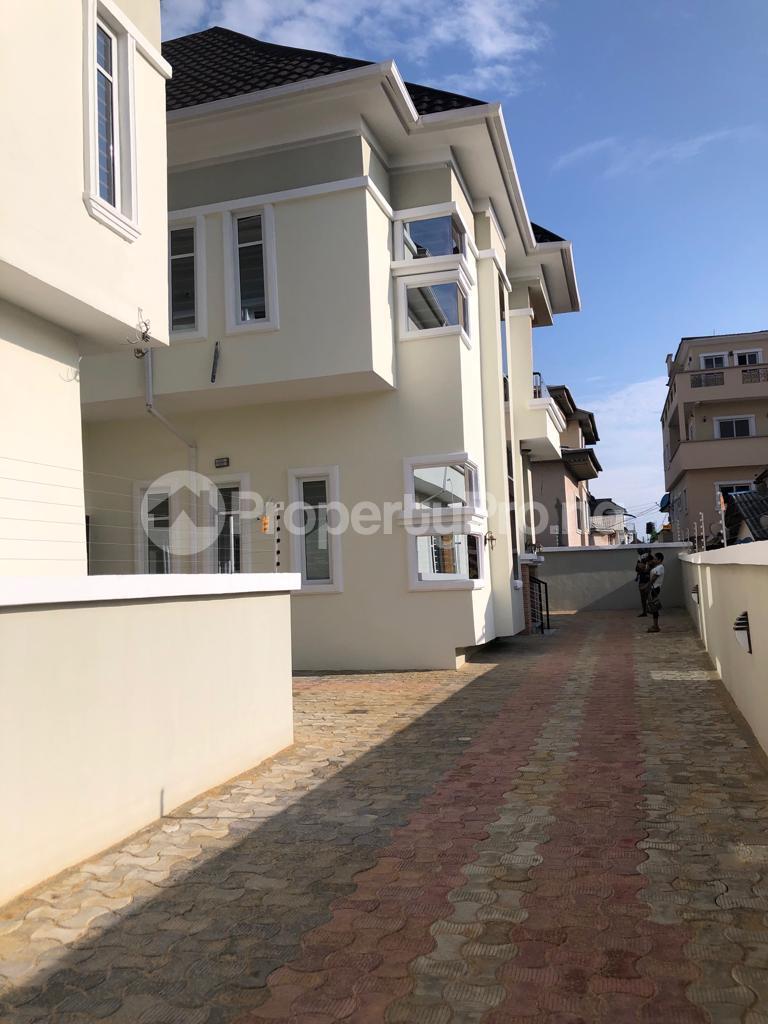 4 bedroom Detached Duplex House for sale Divine Homes Estate Thomas estate Ajah Lagos - 2