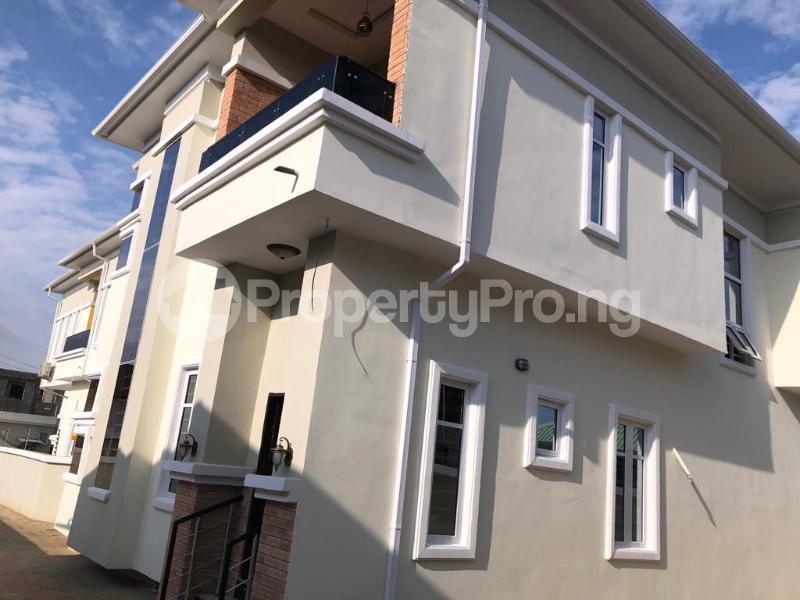 4 bedroom Detached Duplex House for sale Divine Homes Estate Thomas estate Ajah Lagos - 0