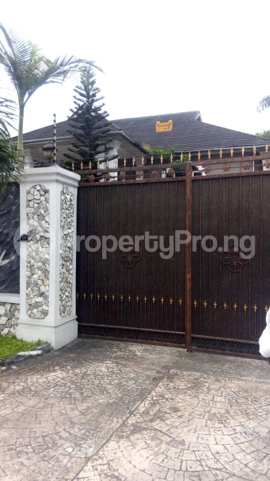 5 bedroom Detached Duplex House for sale Luxury home for sale at NTA road Magbuoba Port Harcourt Rivers - 3
