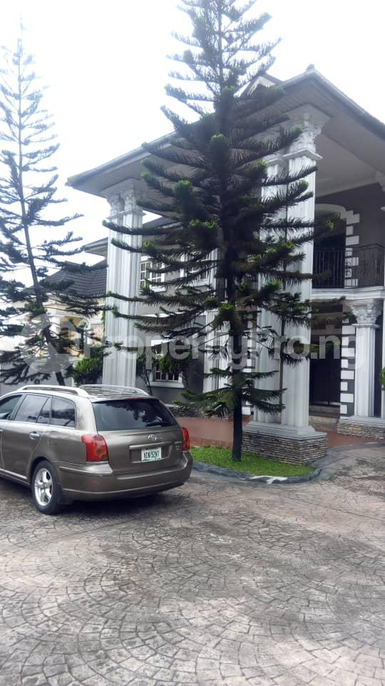 5 bedroom Detached Duplex House for sale Luxury home for sale at NTA road Magbuoba Port Harcourt Rivers - 0