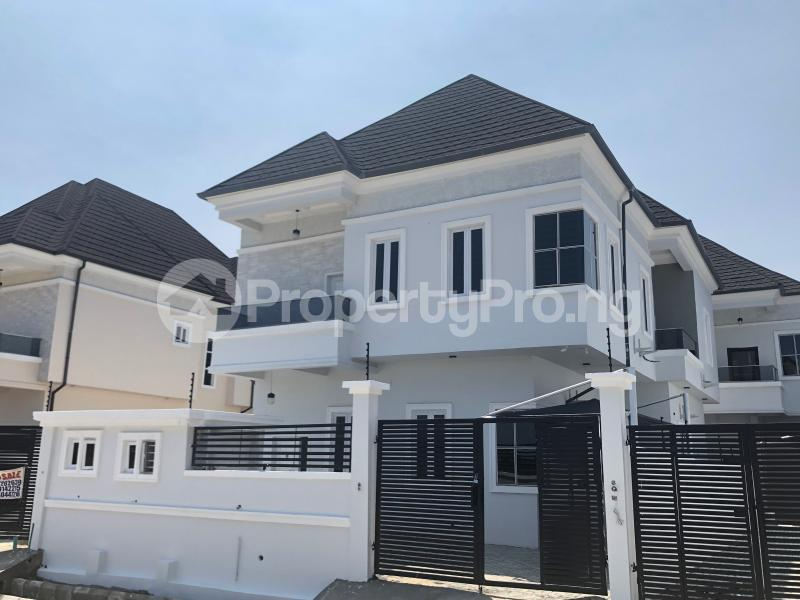 4 bedroom Detached Duplex House for sale Alternative route  chevron Lekki Lagos - 16