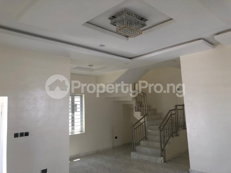 4 bedroom Detached Duplex House for sale Alternative route  chevron Lekki Lagos - 1