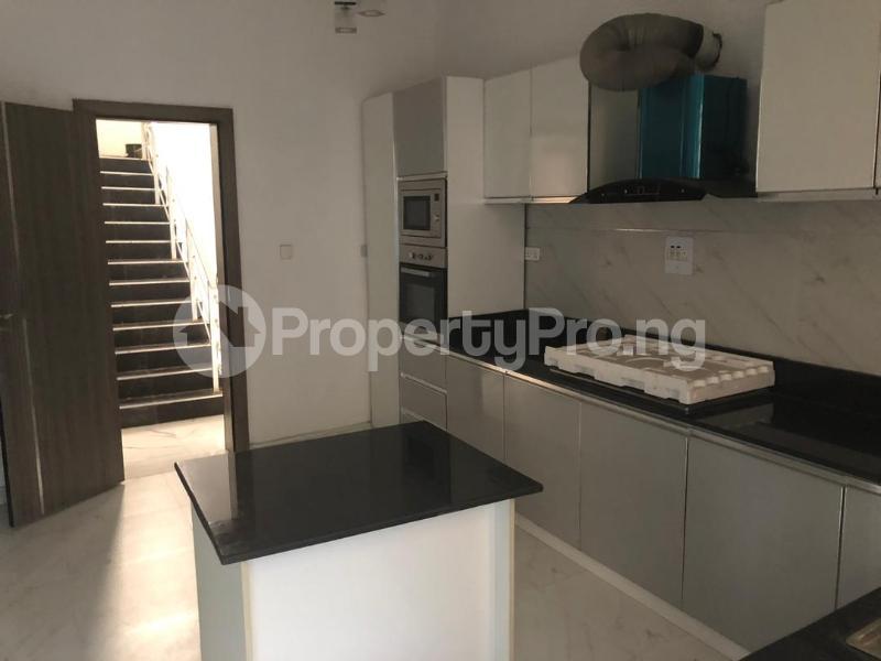 5 bedroom Detached Duplex House for rent Lekki Idado Lekki Lagos - 6