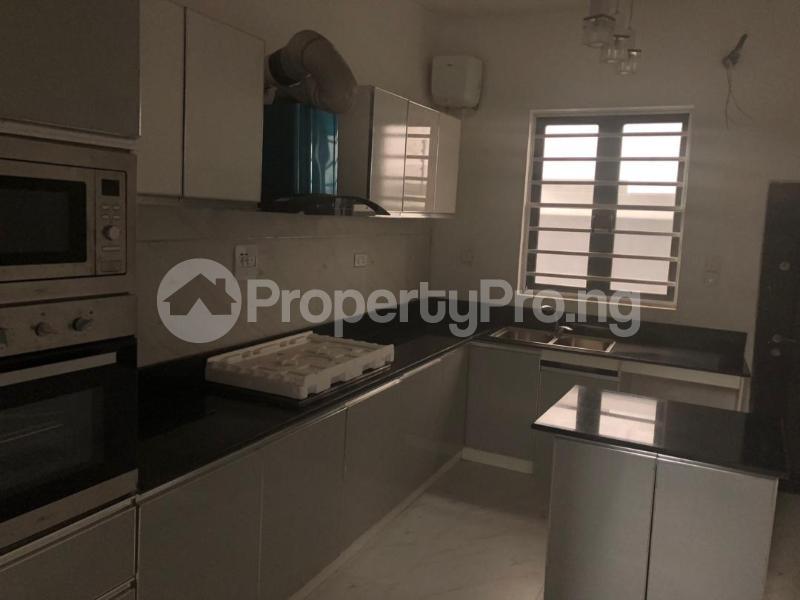 5 bedroom Detached Duplex House for rent Lekki Idado Lekki Lagos - 1