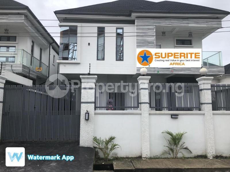 5 bedroom Detached Duplex House for rent Lekki Idado Lekki Lagos - 0