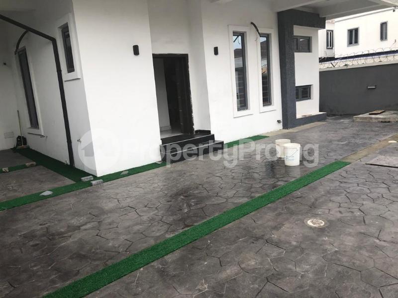 5 bedroom Detached Duplex House for rent Lekki Idado Lekki Lagos - 16
