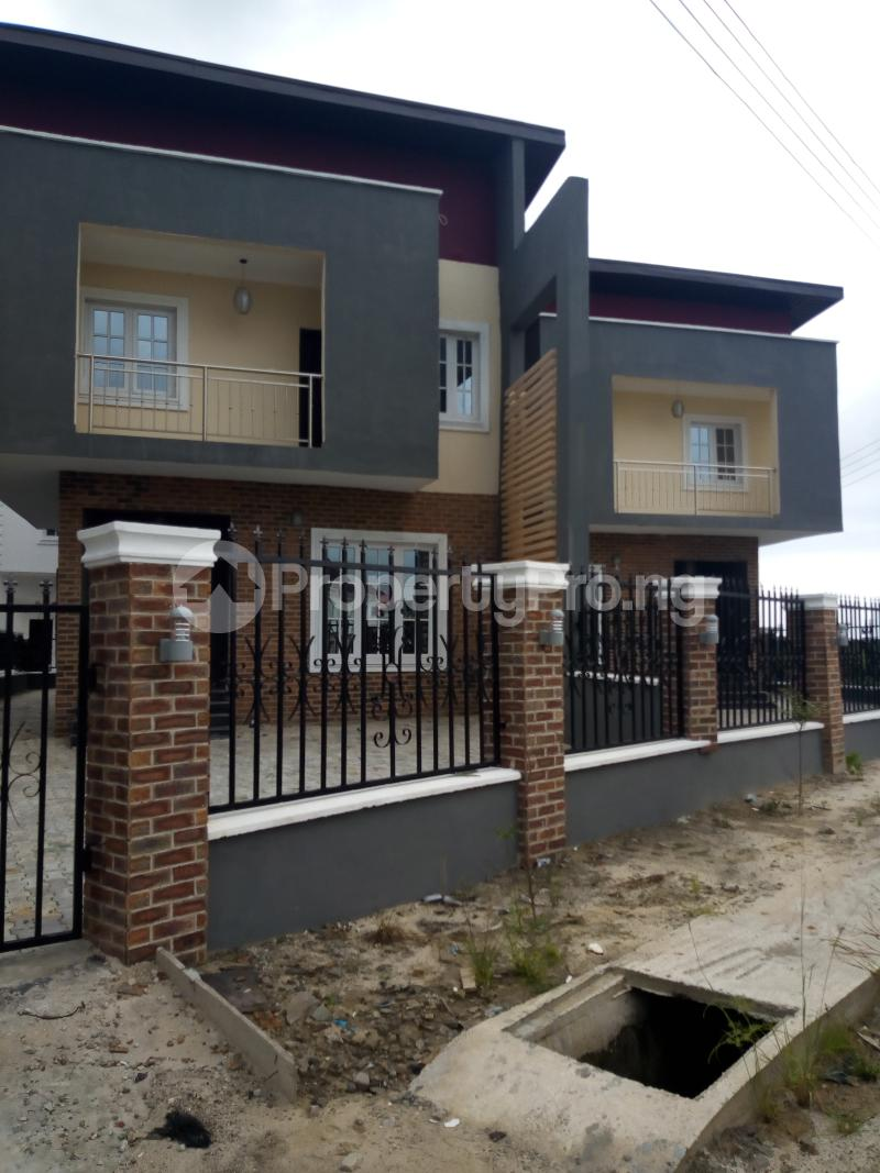 4 bedroom Semi Detached Duplex House for rent Amity estate Abijo Ajah Lagos - 0