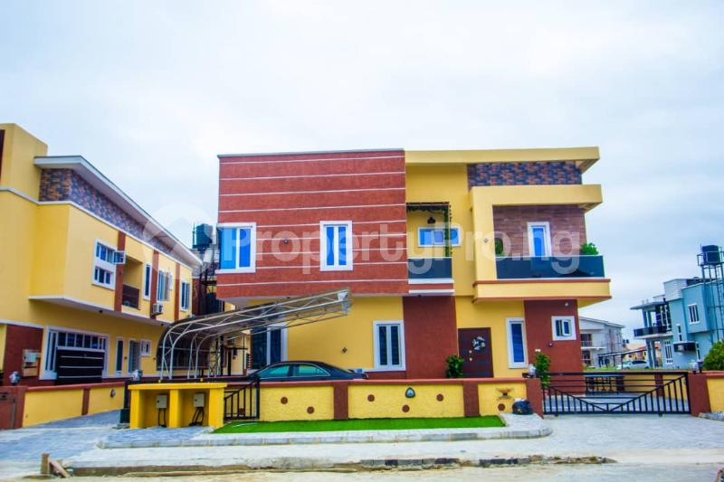 5 bedroom Detached Duplex House for sale Buena Vista estate by Chevron second toll gate Lekki Phase 2 Lekki Lagos - 14