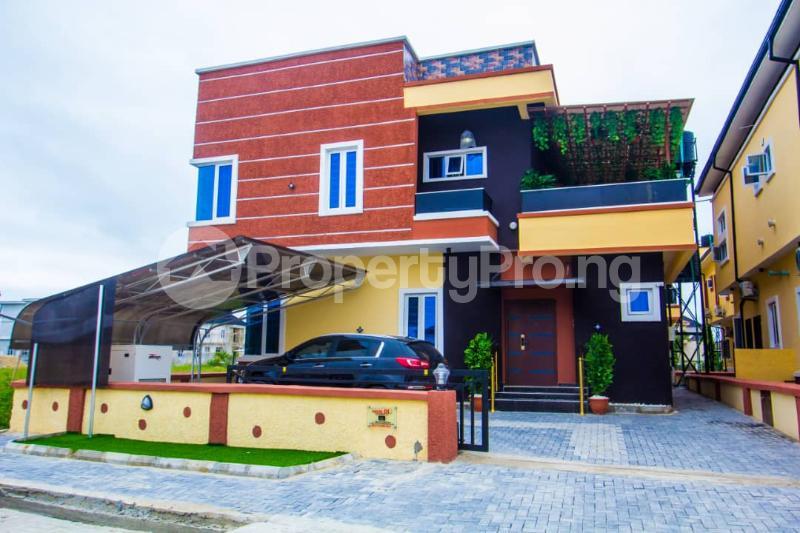 5 bedroom Detached Duplex House for sale Buena Vista estate by Chevron second toll gate Lekki Phase 2 Lekki Lagos - 0