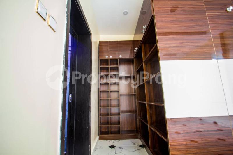 5 bedroom Detached Duplex House for sale Buena Vista estate by Chevron second toll gate Lekki Phase 2 Lekki Lagos - 5