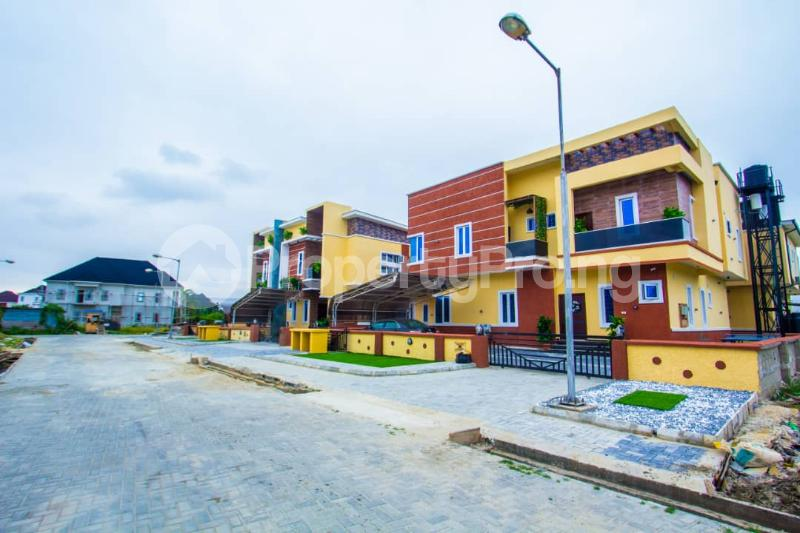 5 bedroom Detached Duplex House for sale Buena Vista estate by Chevron second toll gate Lekki Phase 2 Lekki Lagos - 3