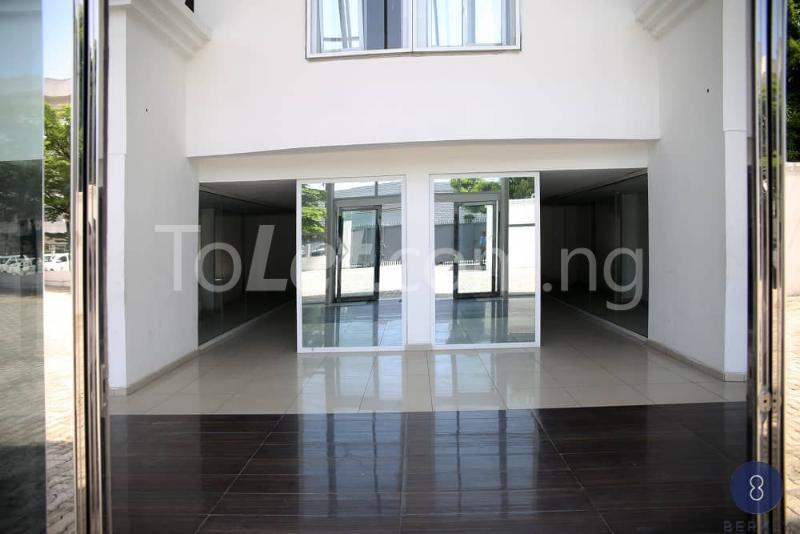 1 bedroom mini flat  Office Space Commercial Property for rent - Kofo Abayomi Victoria Island Lagos - 0
