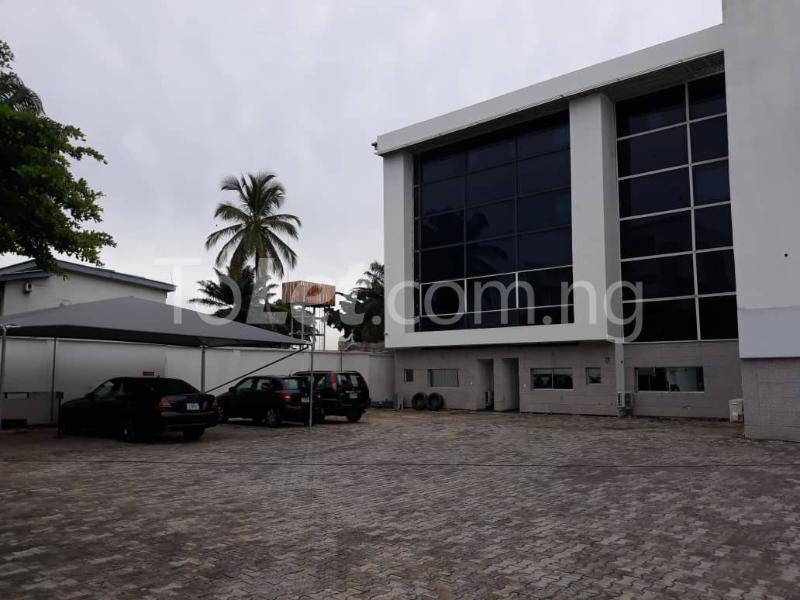 1 bedroom mini flat  Office Space Commercial Property for rent - Kofo Abayomi Victoria Island Lagos - 1