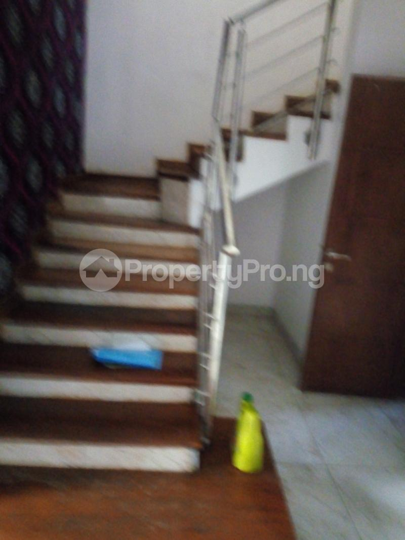 4 bedroom Terraced Duplex House for rent Adjacent blenco supermarket Sangotedo Ajah Lagos - 1