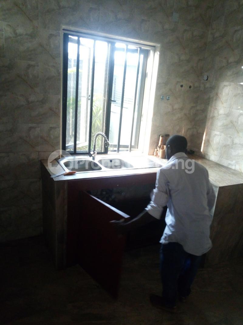 4 bedroom Terraced Duplex House for rent Adjacent blenco supermarket Sangotedo Ajah Lagos - 3