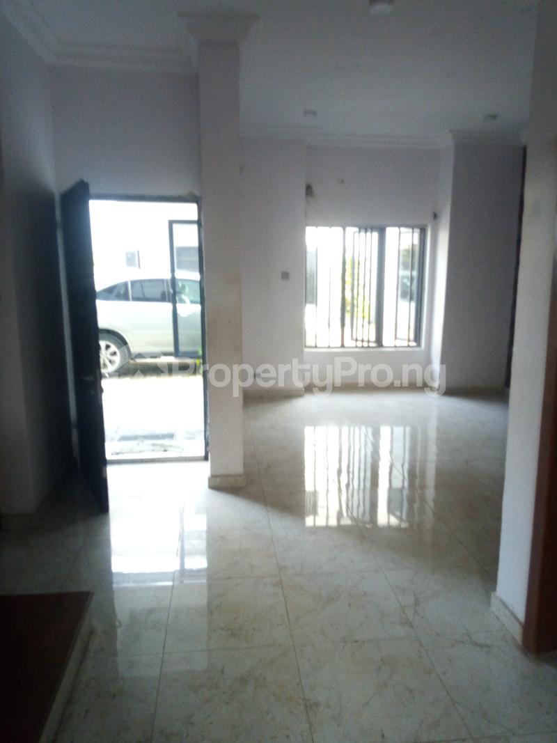 4 bedroom Terraced Duplex House for rent Adjacent blenco supermarket Sangotedo Ajah Lagos - 2