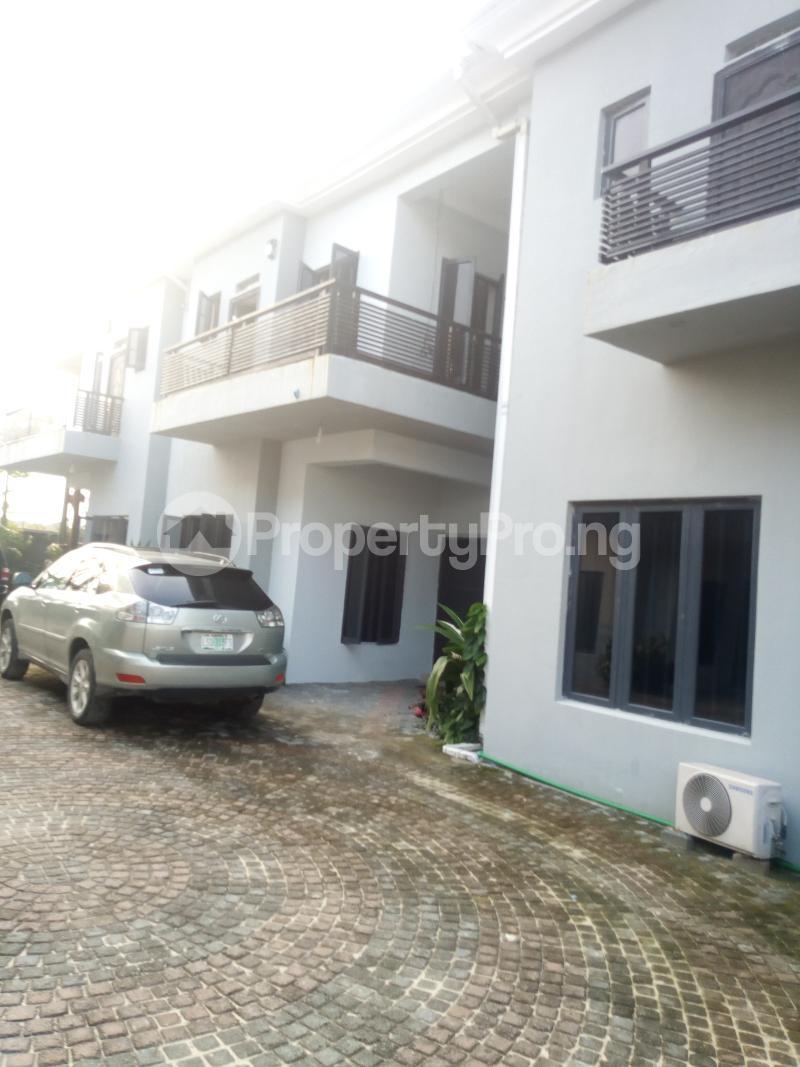 4 bedroom Terraced Duplex House for rent Adjacent blenco supermarket Sangotedo Ajah Lagos - 0