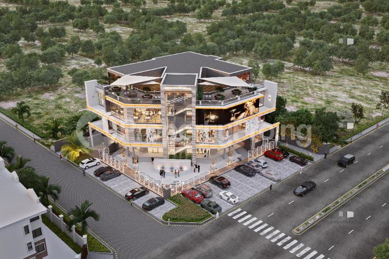 Shop Commercial Property for sale Admiralty Way Lekki Phase 1 Lekki Lagos - 2
