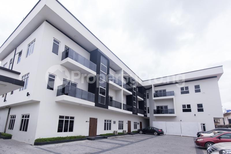 Studio Apartment Flat / Apartment for shortlet N0, 6 Fatai Arobieke Street Lekki Phase 1 Lekki Lagos - 0