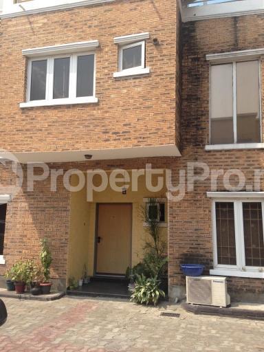 4 bedroom Terraced Duplex House for sale oloto road Bourdillon Ikoyi Lagos - 0