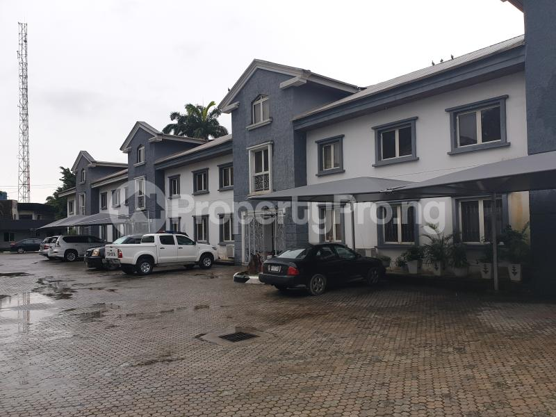 4 bedroom Terraced Duplex House for sale at Magbon Close MacPherson Ikoyi Lagos - 1